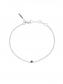 Birthstone Bracelet September Safir